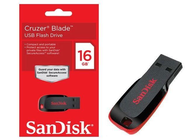 98c22d59833 Buy  Sandisk Cruzer Blade 16 GB  PenDrive in Just Rs 427! Hurry  Gadget   GadgetGuru  Deal  Coupon
