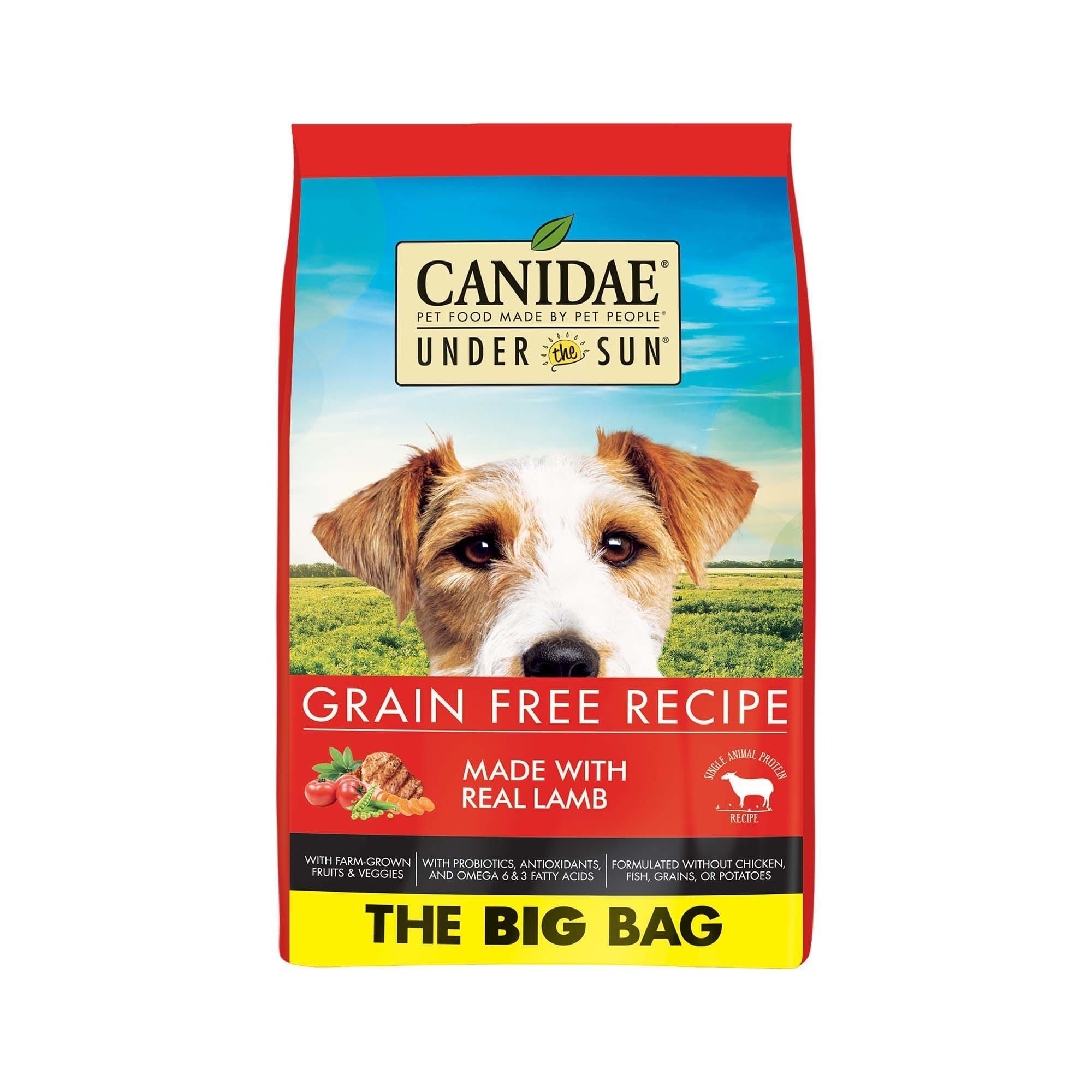 Canidae Under The Sun Grain Free With Lamb Adult Dry Dog Food 40