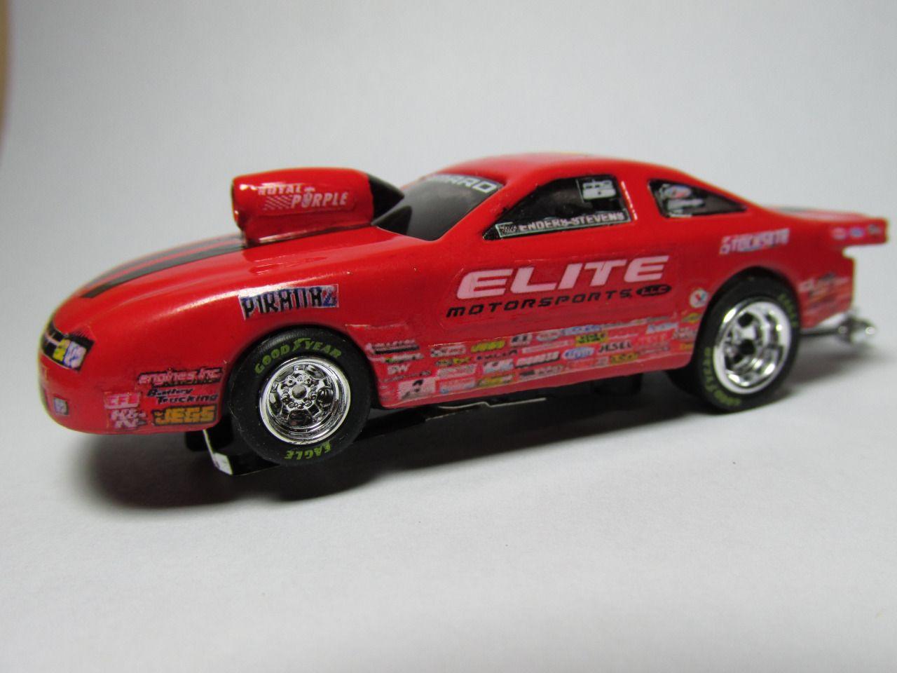 custom pro stock slot car slot car rErica EndersStevens