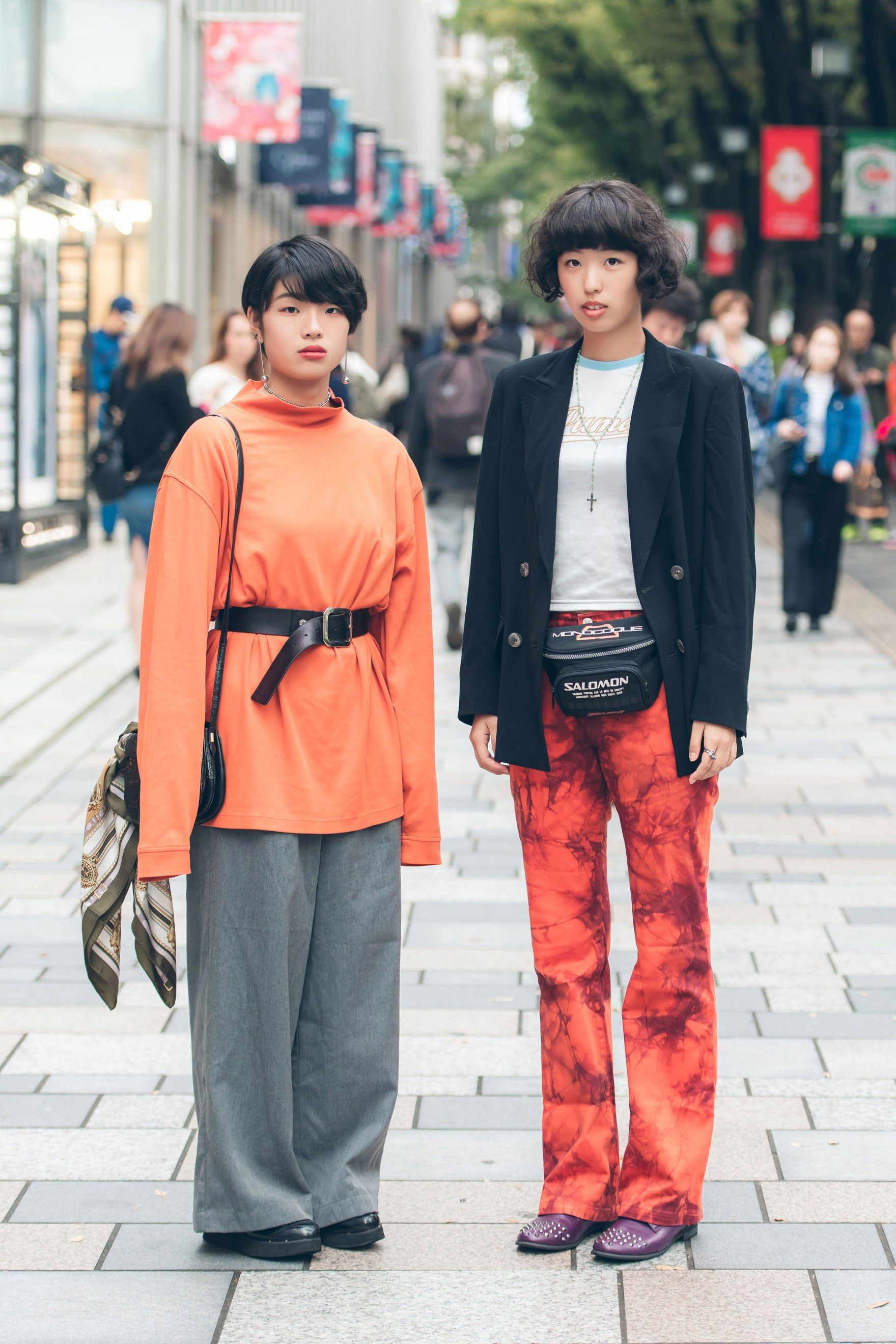 88ec5f2a52 The Best Street Style Photos From Tokyo Fashion Week Spring  18