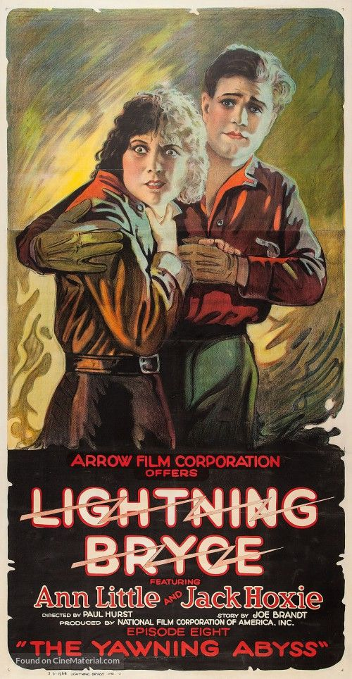 Image result for Lightning Bryce (1919)