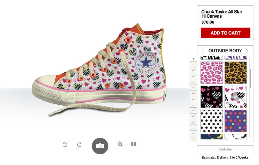 2bffd2b306c3 Flowerly Converse Sneakers. Flowerly Converse Sneakers Design Your Own ...