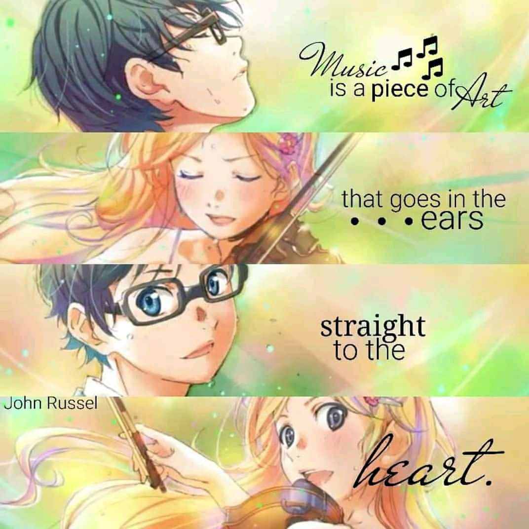 Anime Quote Anime Quotes Anime Music Anime