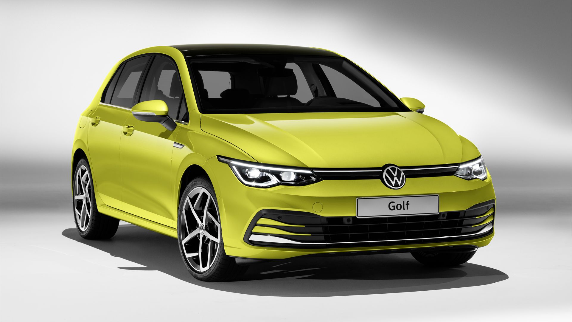 All New Eighth Generation Vw Golf Debuts For Europe What S New Design Engines Volkswagen Golf Volkswagen Up Car Volkswagen