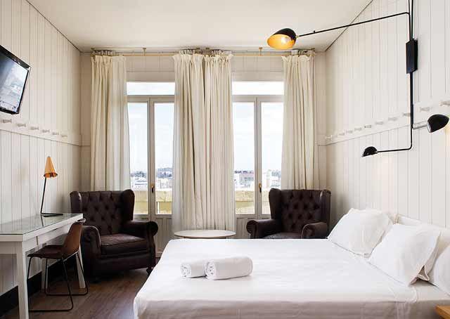 Praktik Metropol Madrid Scandinavian Influenced Minimalist Rooms Unique Bedroom In Spanish Minimalist Collection