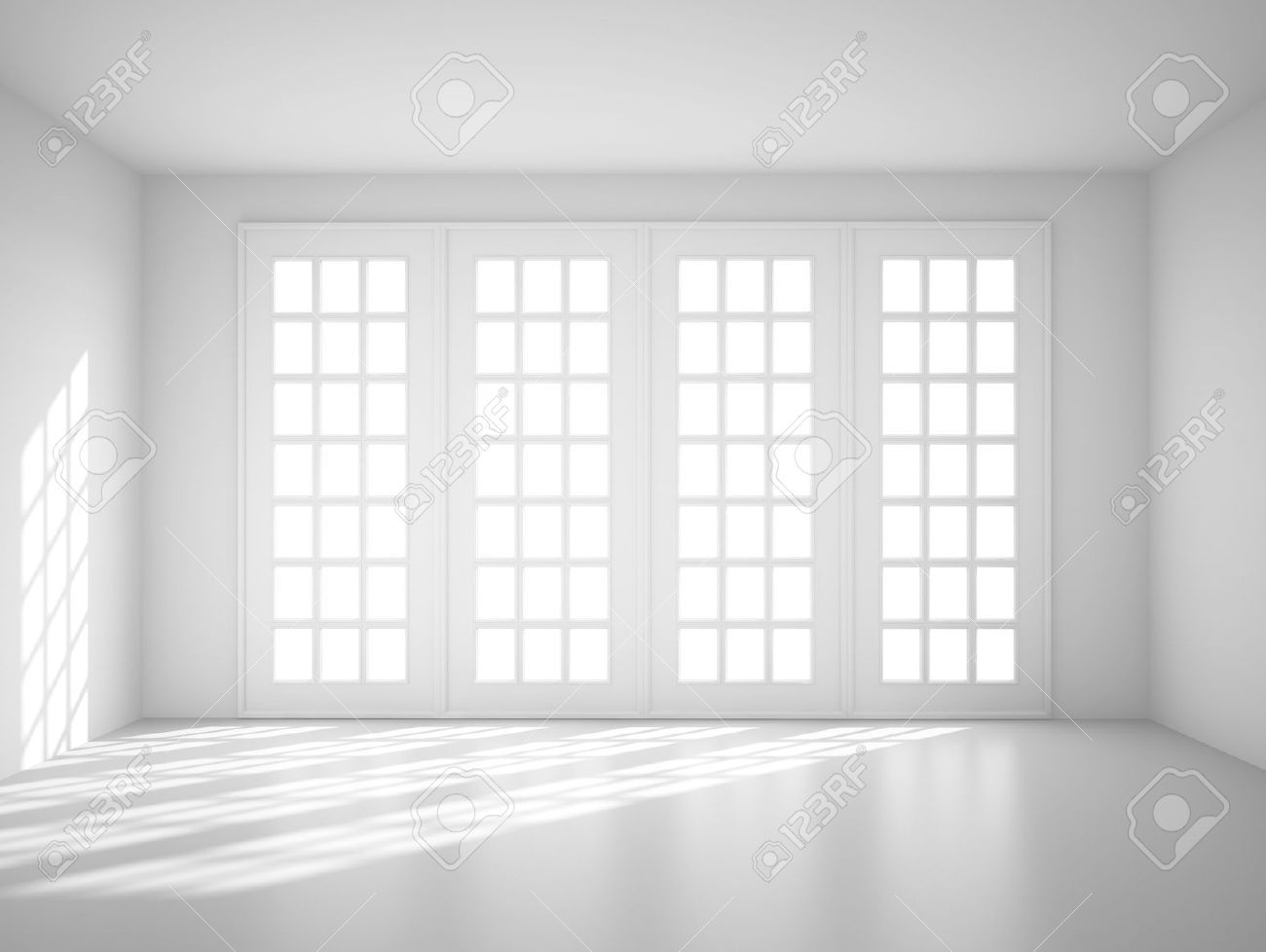 Decoration 12 modesty photos white room images fp white for White window interior design