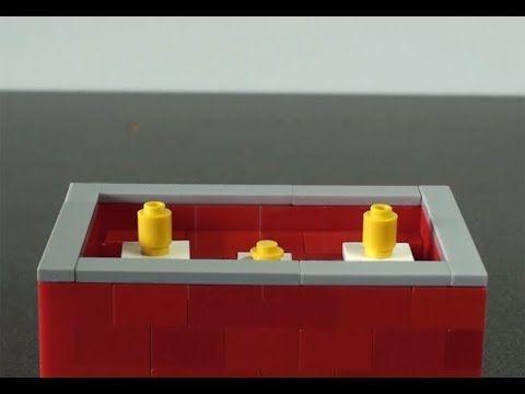 Лего игровые автоматы самоделки игровые автоматы с игрушками онлайн бесплатно