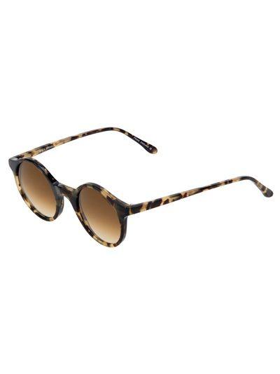 BLACK EYEWEAR 'Toots Amber Havana' Sunglasses