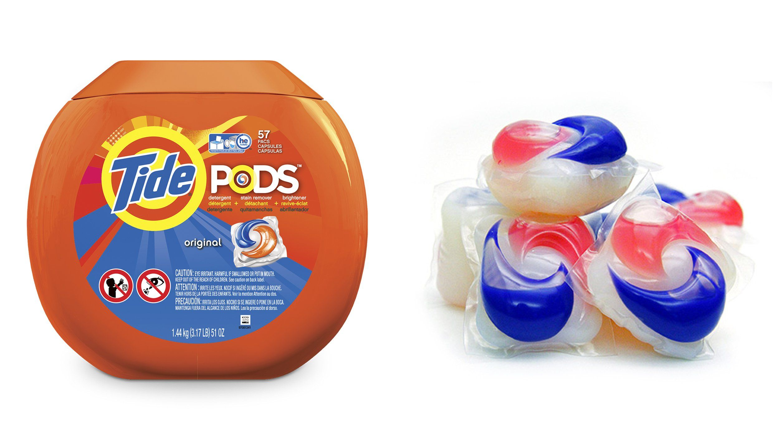 Someone Found A Way To Make Edible Tide Pods Because The