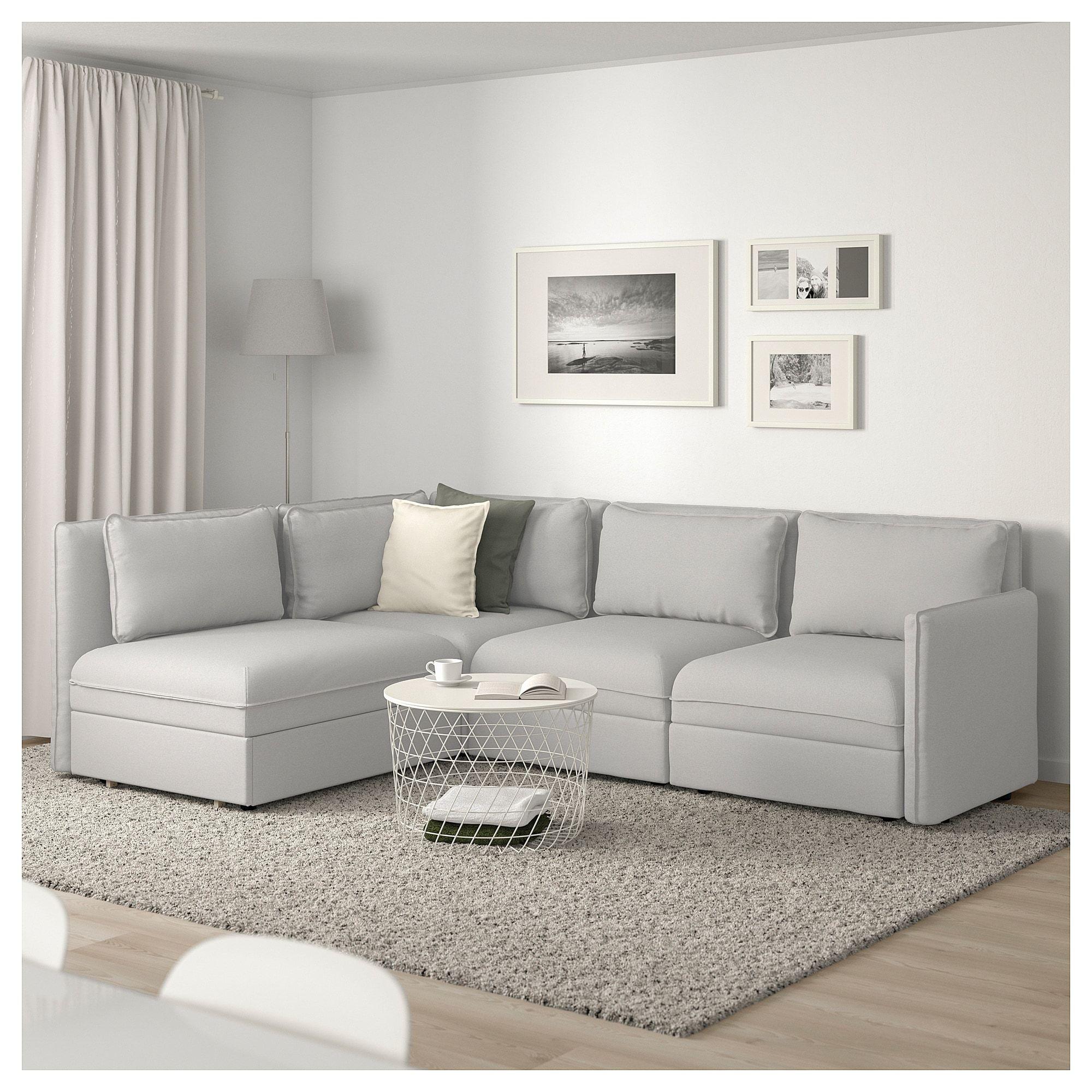 Products Modular Corner Sofa Livingroom Layout Vallentuna