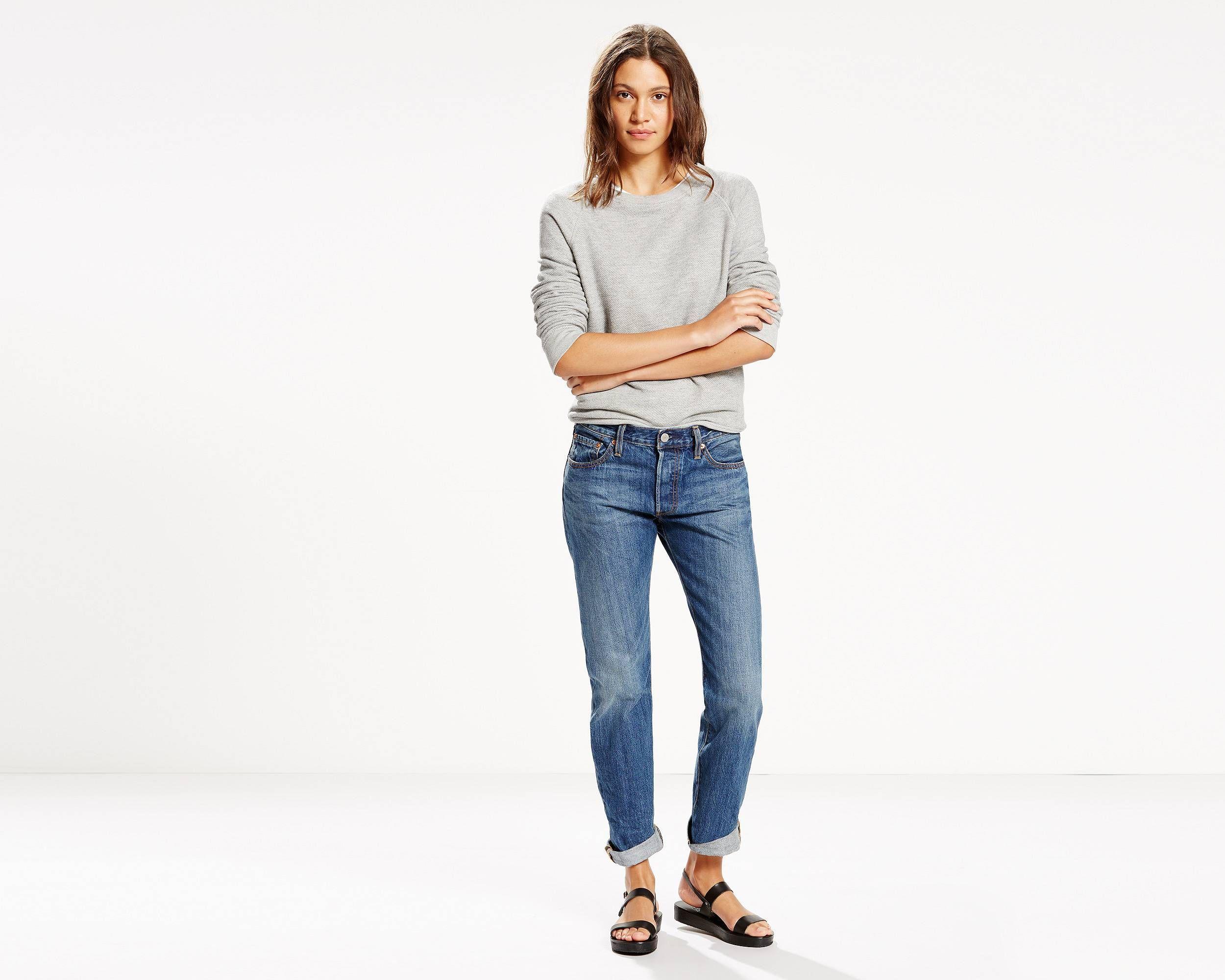 501® Original Fit Jeans For Women - Medium Wash