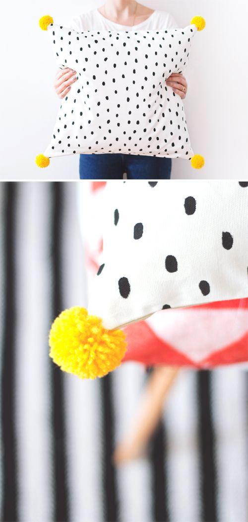 our favorite throw pillows pinterest selber n hen n hen und kissen. Black Bedroom Furniture Sets. Home Design Ideas