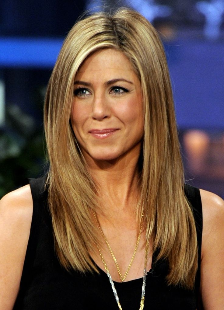 4 Of The Best Celebrity Long Layered Haircuts To Copy Jennifer Aniston Hair Long Hair Styles Hair Styles