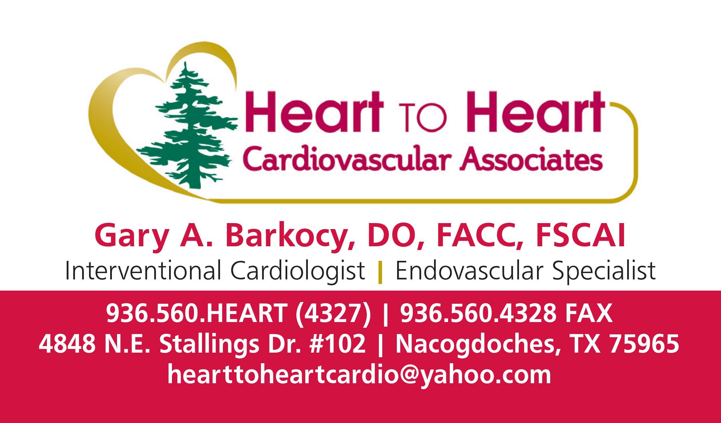 cardiovascular associates business card | Business Cards
