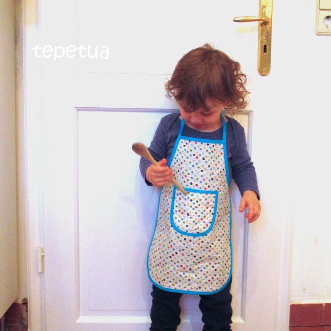 Tepetua Diy Kinderschürze Mein Erstes Freebook Nähen