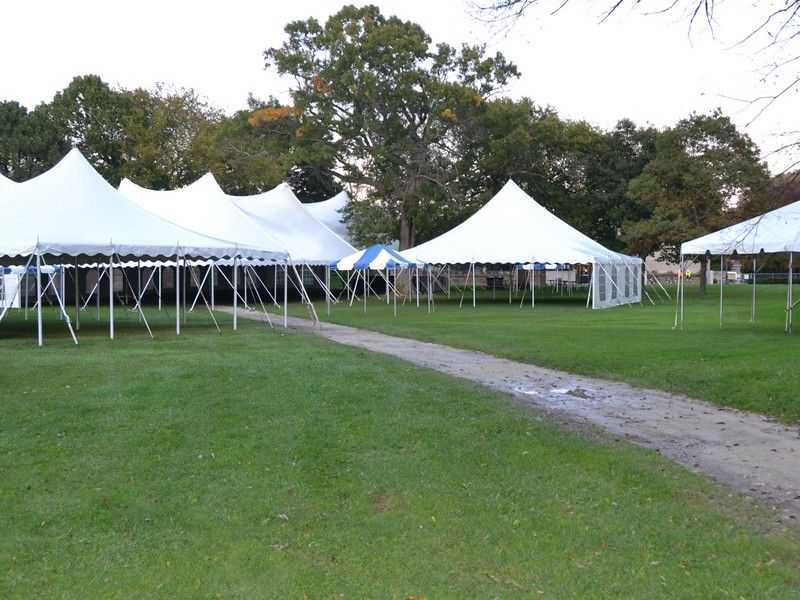 Multiple Pole Tents From House Of Rental Skokie Il Party Rentals Rental Event Rental