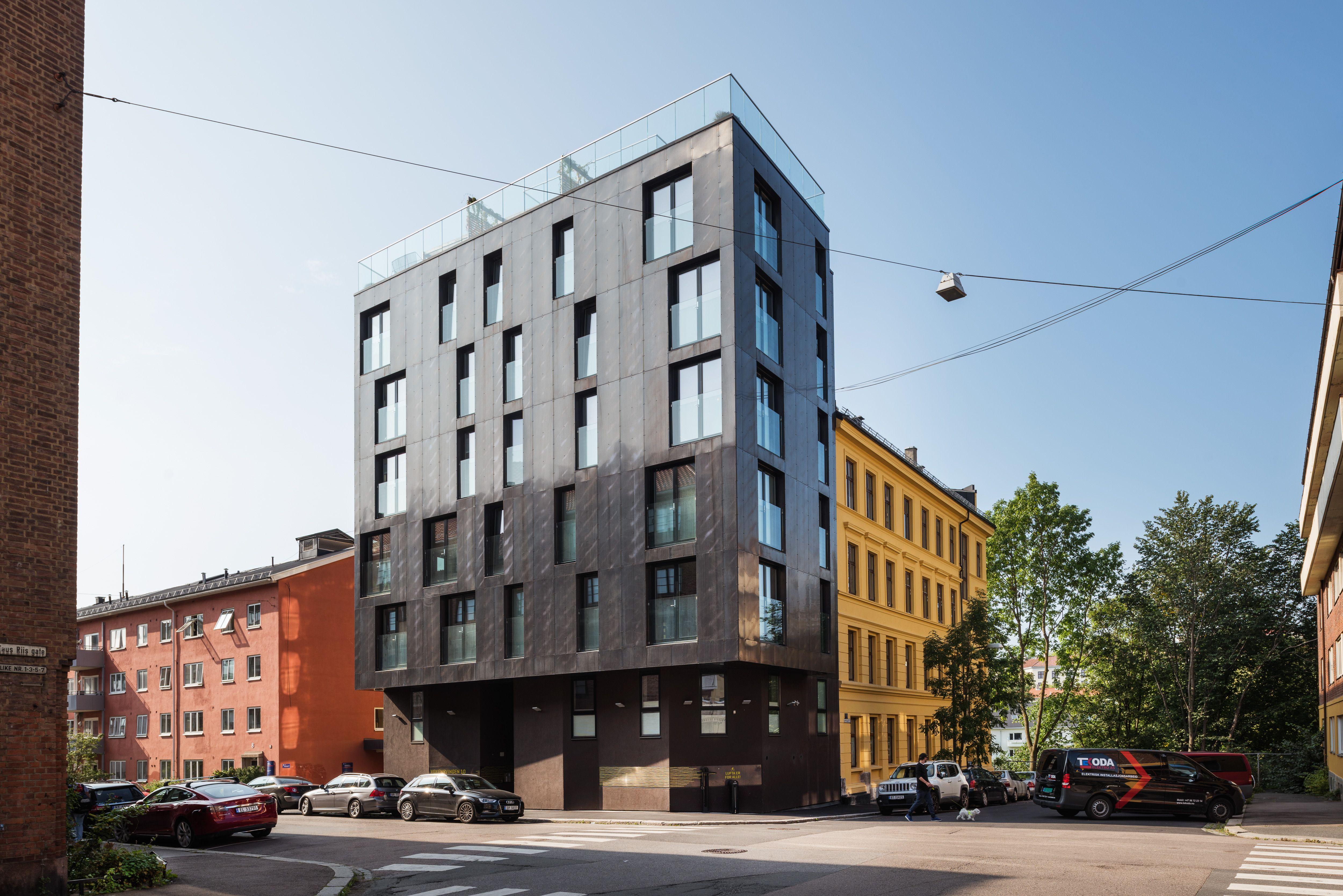 Vøyensvingen 10 // Reiulf Ramstad Arkitekter