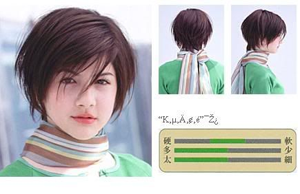 Short Hair For Thick Hair Round Faces This Is The Winner I
