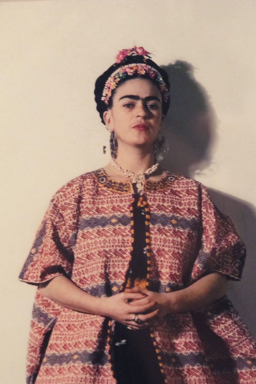 Deguisement Frida Kahlo Simple Uc Frida Kahlo De Rivera