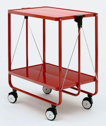 Shop 118 East: Louis L. Lepoix. Folding Service Cart.