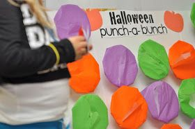 The Techy Teacher: Halloween Punch-A-Bunch!