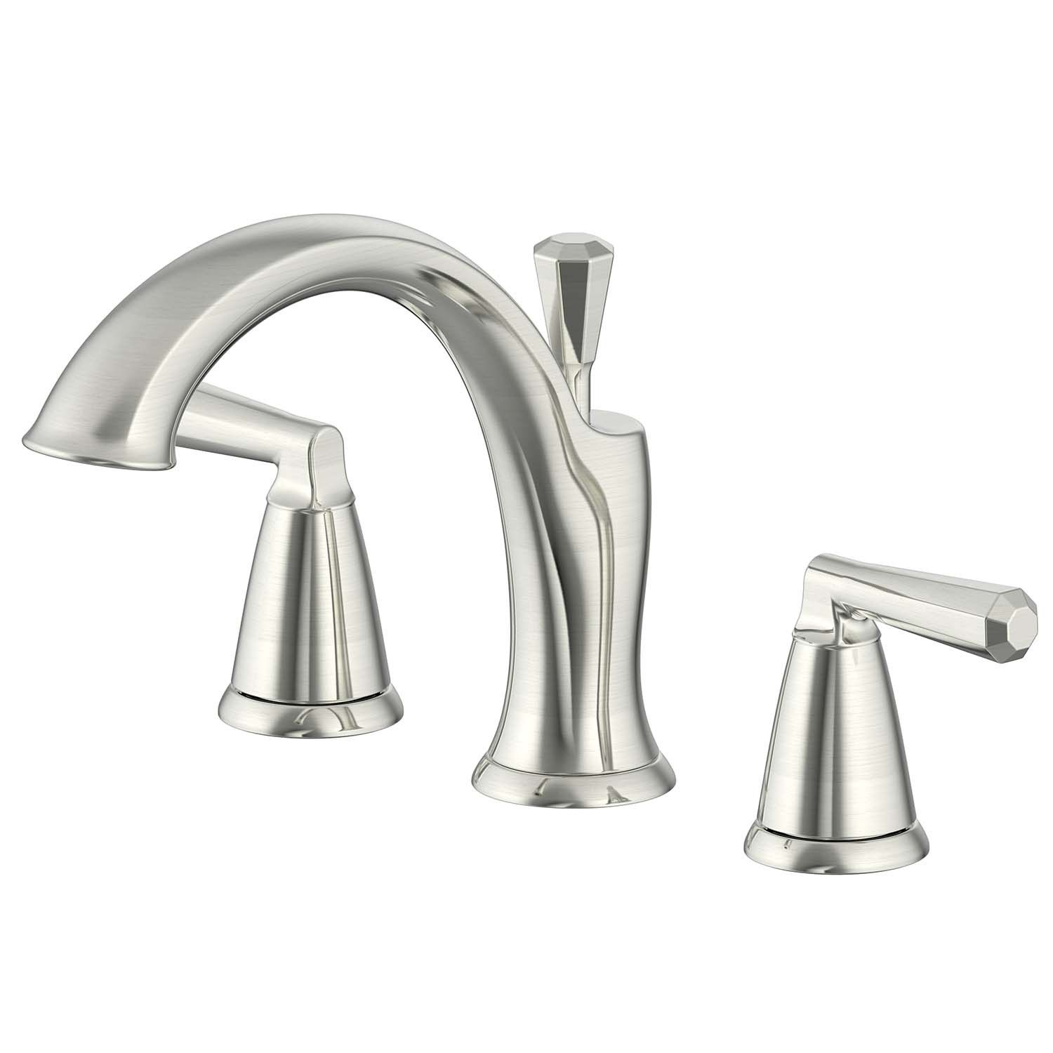 Ultra Faucets Uf65403 Z Collection Two Handle Roman Tub Faucet