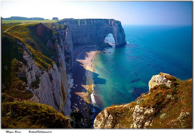 Étretat {9 Off The Beaten Path Places to Visit in France}