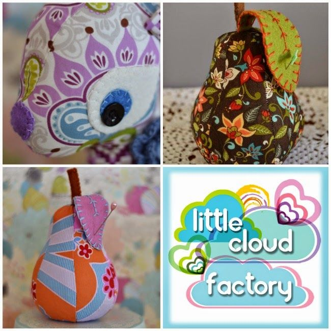 Little Cloud Factory at Handmade Cooperative #hc4kids #handmade #kids