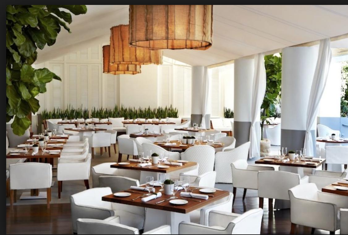 Delano hotel miami white curtains are their thing for Delano hotel decor