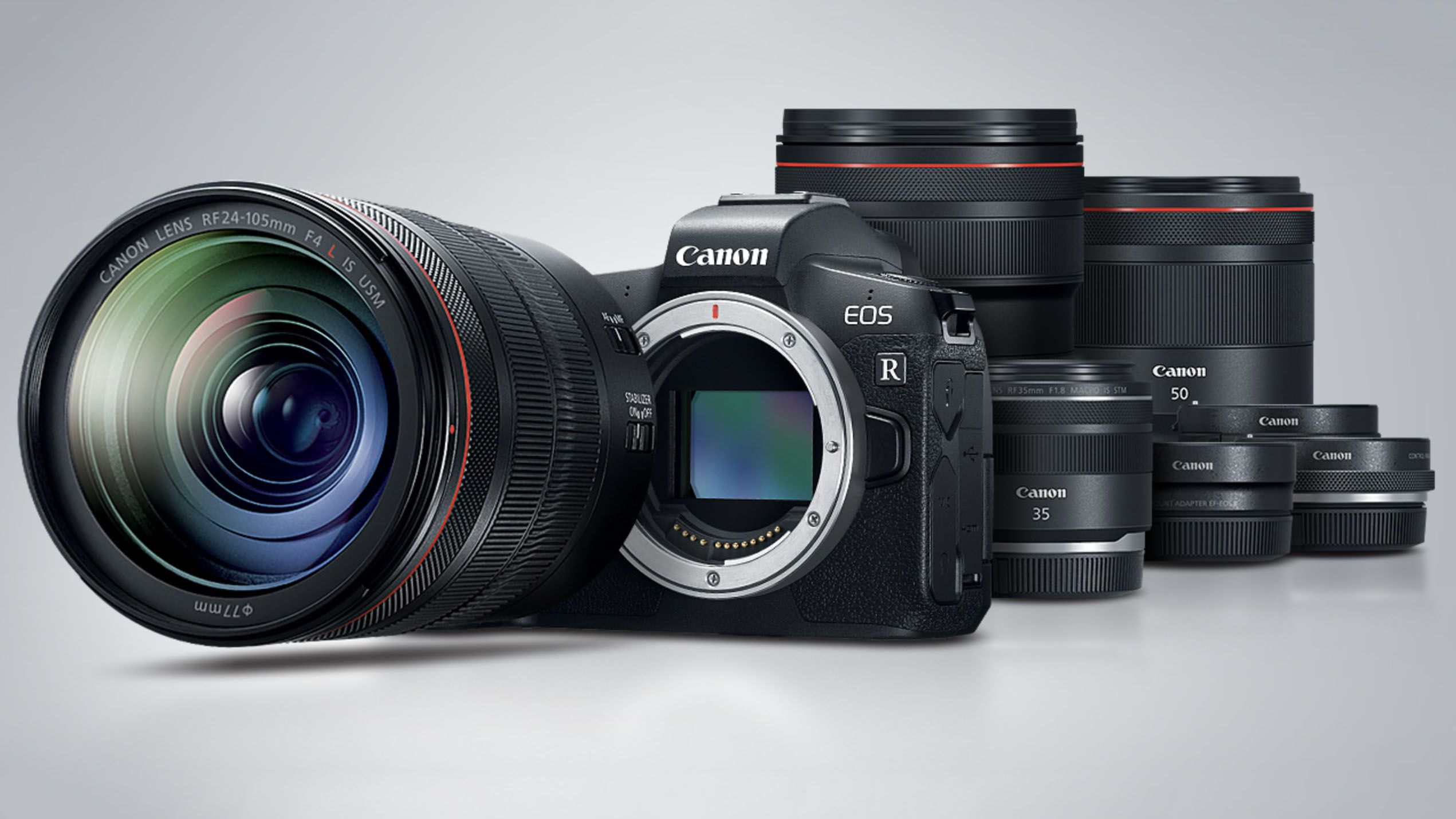 Canon Eos R Review Best Camera Mirrorless Camera Canon Eos