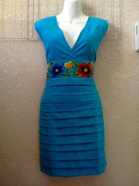Yucatan Ropa Bordada Vestidos Bordados Y Vestidos Para
