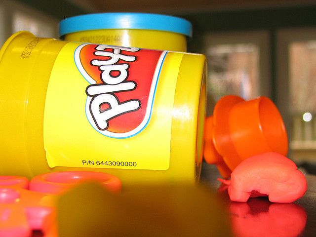 Play Doh Was First Manufactured In Cincinnati Ohio As A Wallpaper