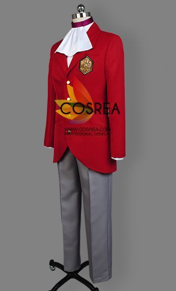 The World God Only Knows Keima Katsuragi Costume Set