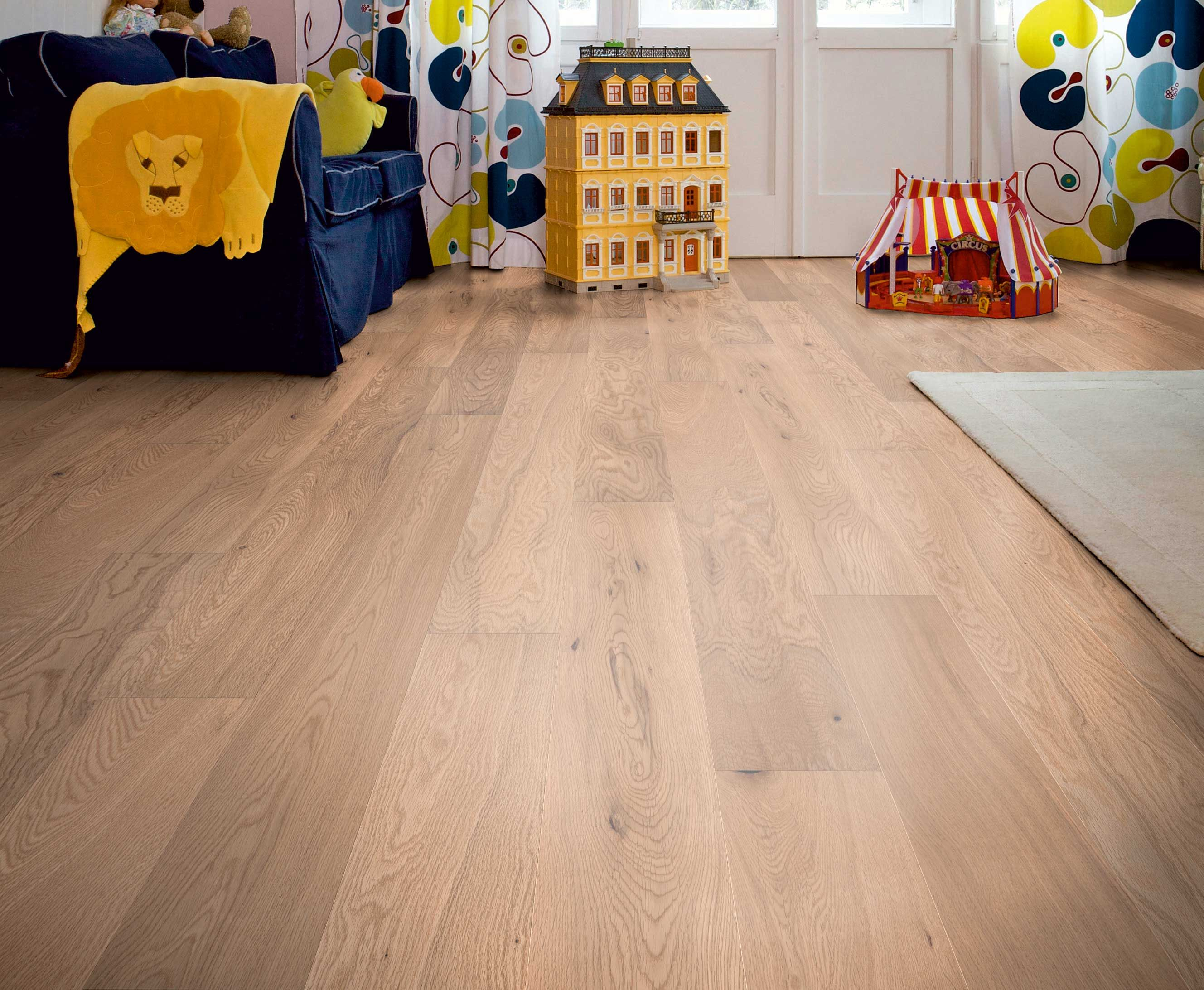 Best Harlech Oak White Oiled Engineered Wood Floors Wood 400 x 300