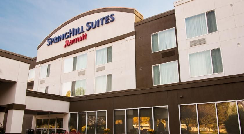 Springhill Suites By Marriott Boise Parkcenter Boise This Hotel Is
