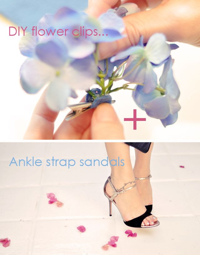 5ee5d520eda ...love Maegan  DIY Brian Atwood Flower Sandals...  Perfect Wedding Shoes   Fashion + DIY + Lifestyle .