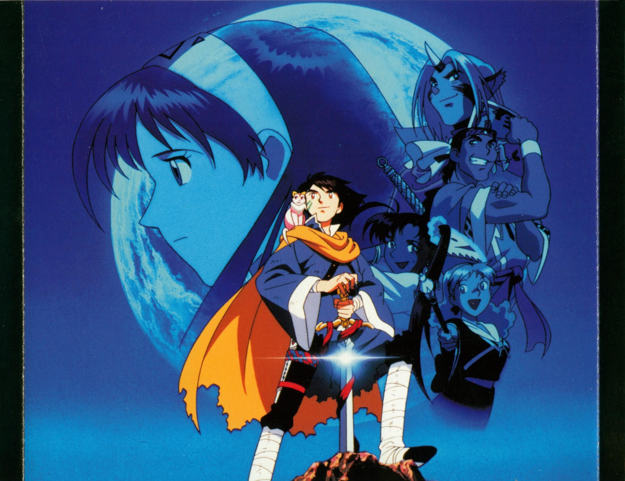 Lunar 2 Eternal Blue Complete 2000 Anime, Fire emblem