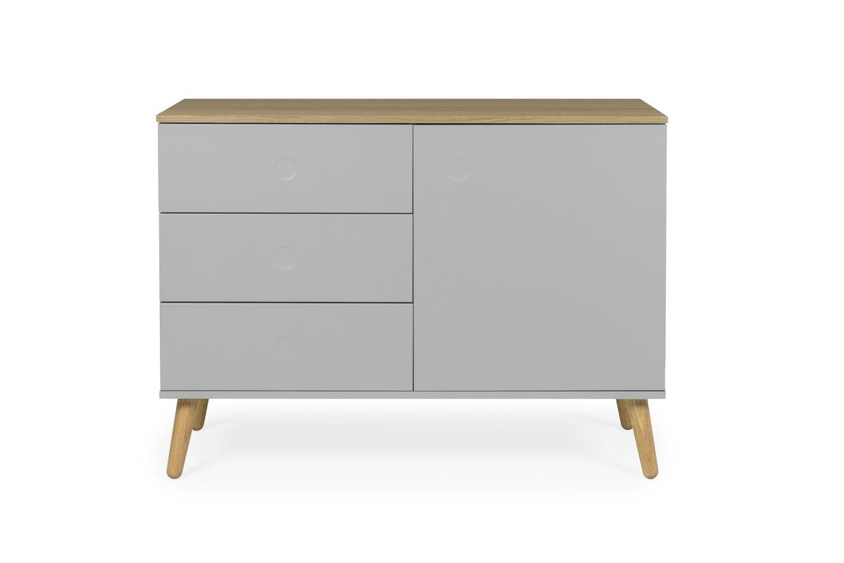 Dot 1 Door 3 Drawer Sideboard In 2019 Entry And Side Tables