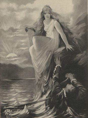Die Lorelei Wikisource Alte Fotos Malerei Painting