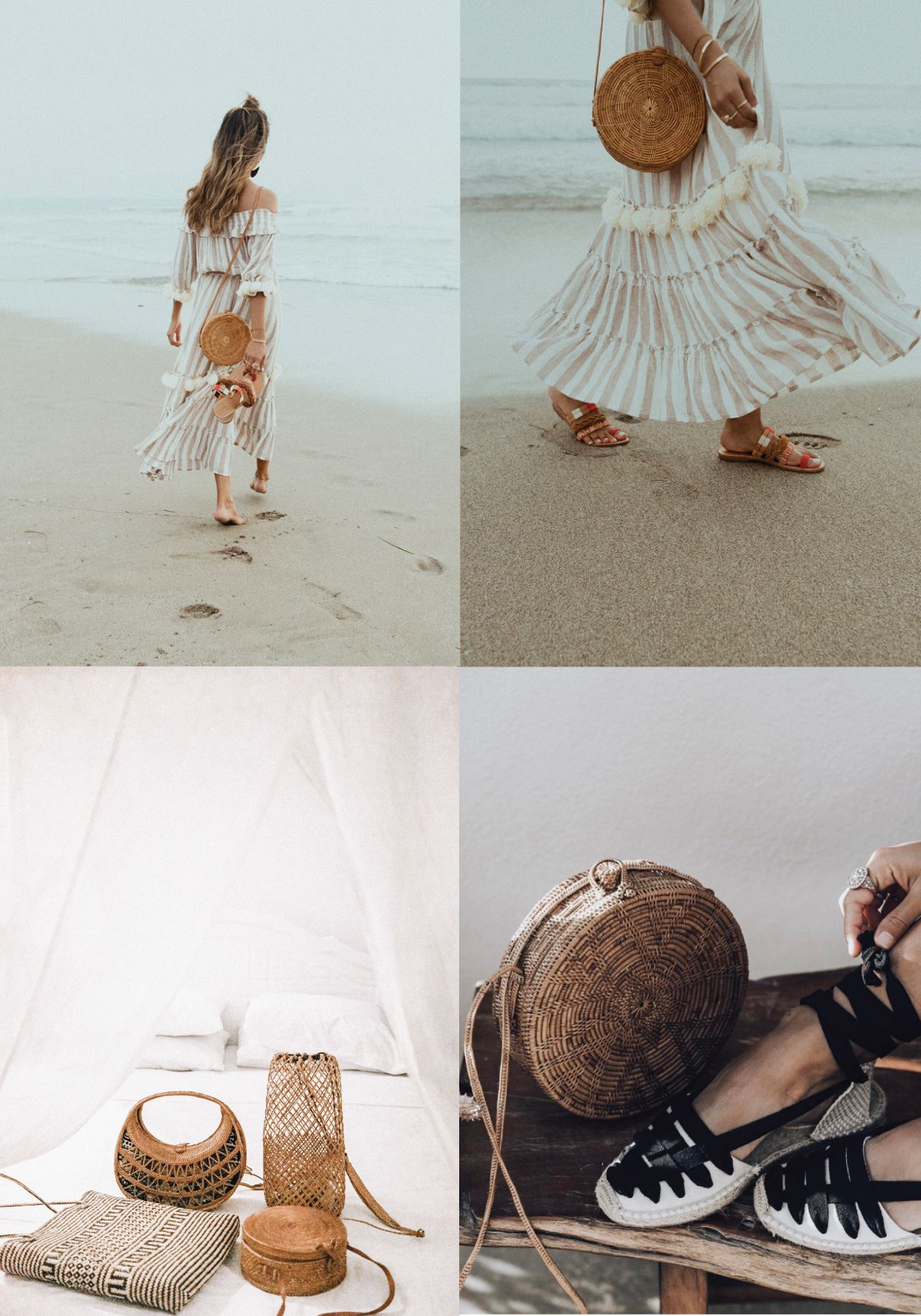 Bali Bags – Sincerely Jules   Outfits for mexico, Bags, What
