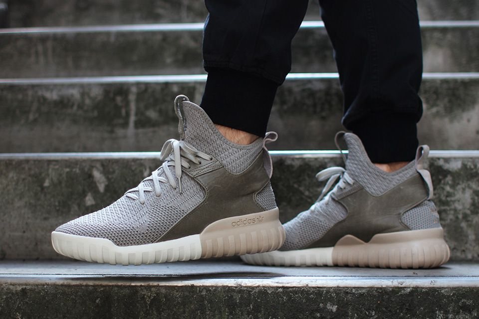 adidas men's tubular runner primeknit