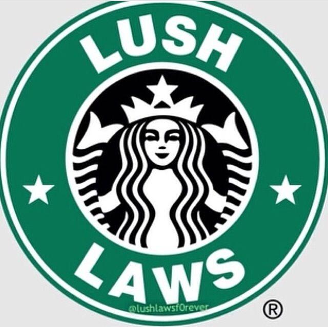 lush laws starbucks lushlaws pinterest lush laws rh pinterest co uk starbuck coffee vector logo starbucks logo vector free download