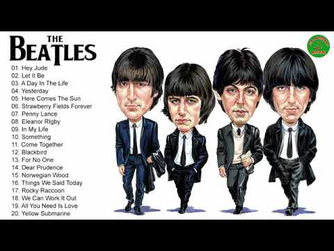 The Beatles Greatest Hits Album Best Of The Beatles Playlist Youtube In 2020 The Beatles Greatest Hits Best Beatles Songs The Beatles