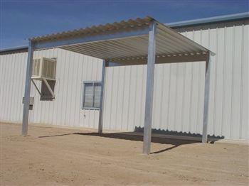 Horse Shelters 12x12 Horse Shelter Free Standing Cactus Horse Corrals Pergola Pergola Designs Roof Design