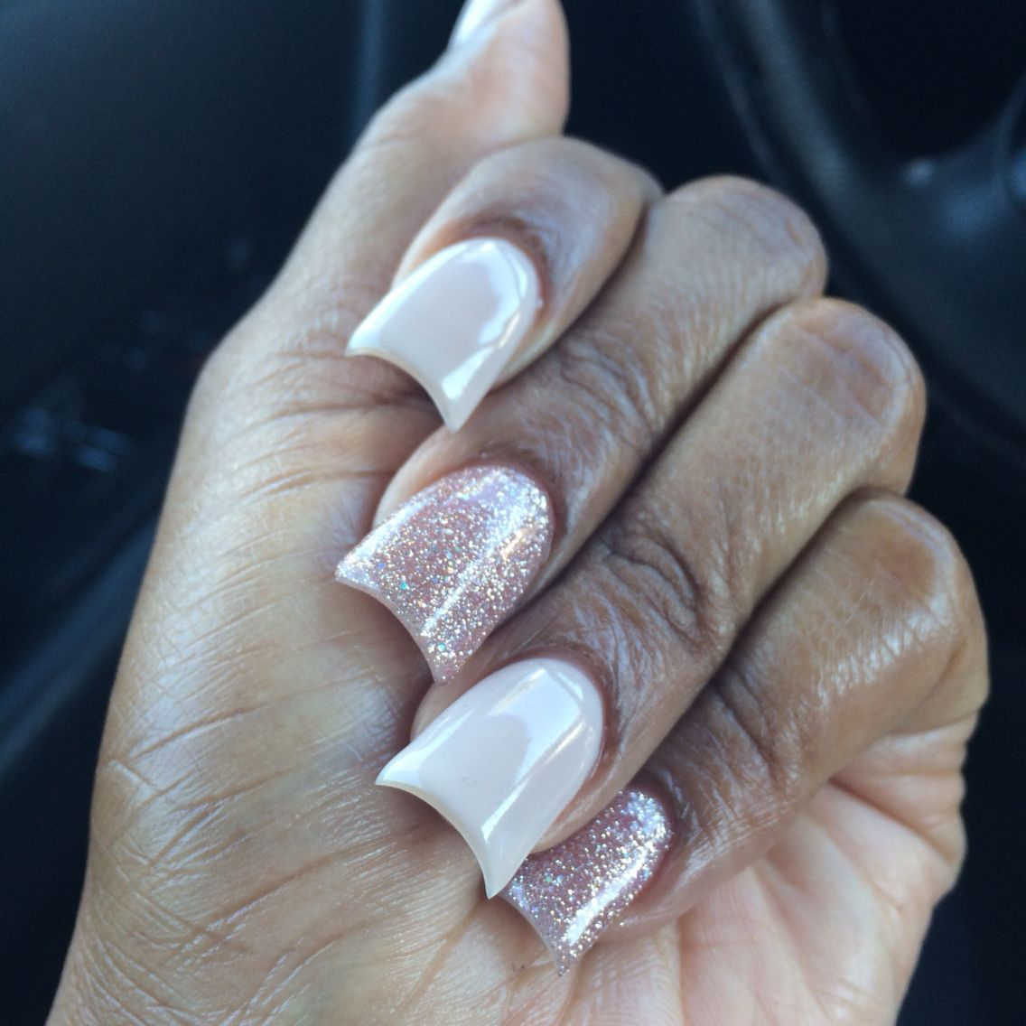 natural \'& glitz • kiara Sky geL- polish | Nails | Pinterest ...