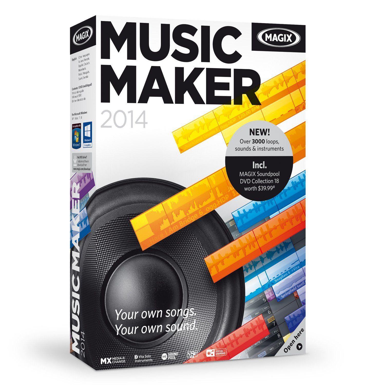 Pin on Music Maker