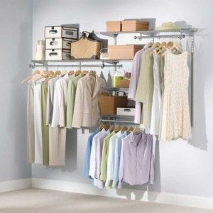 Beautiful Closet System
