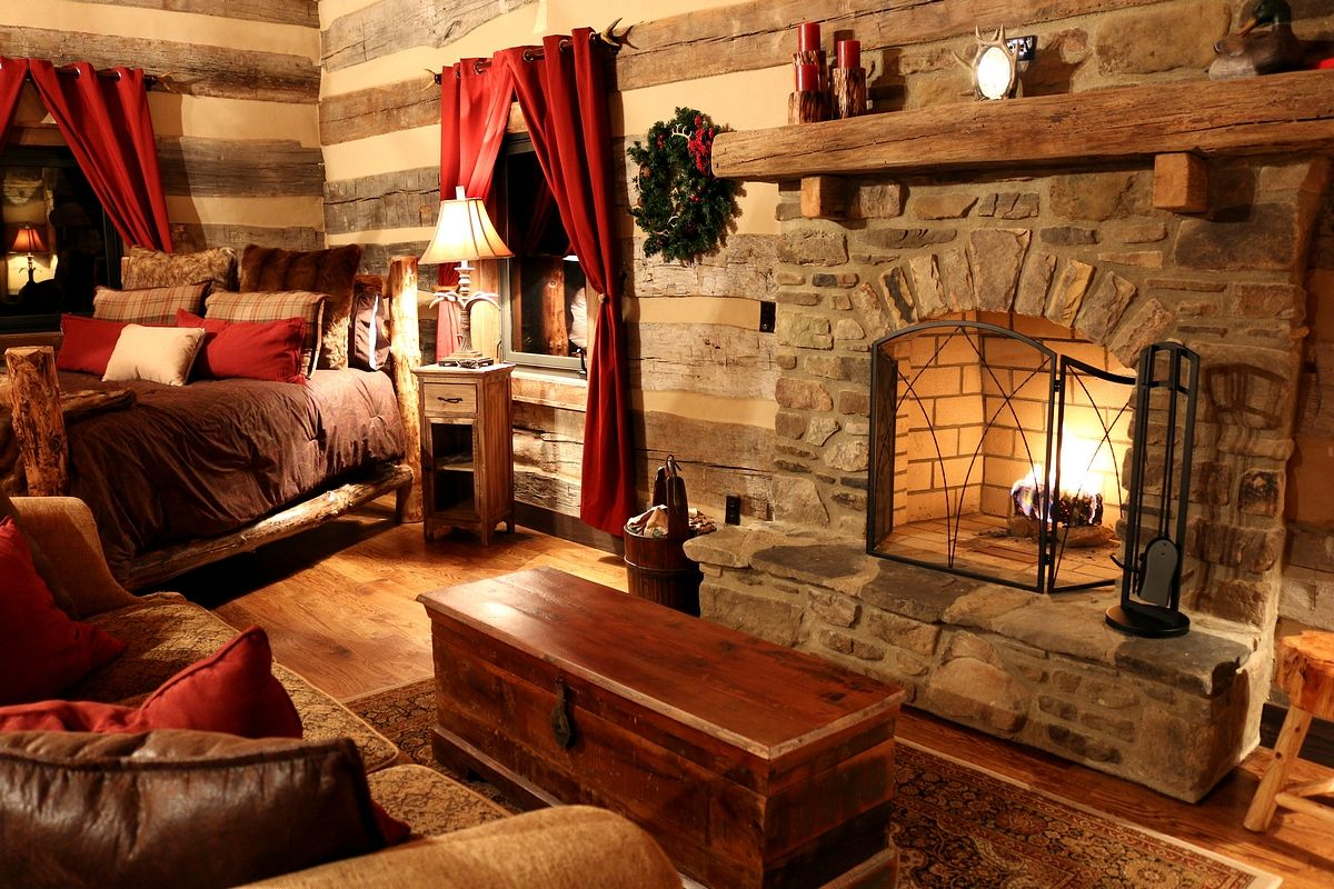 Great Cabin Getaways For Winter Relaxation