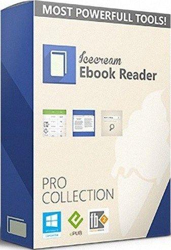 Resultado de imagen de Icecream Ebook Reader Pro