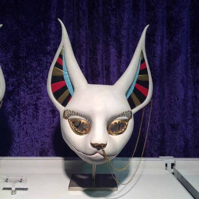 Katy Kat Dark Horse Video Costume Inspiration